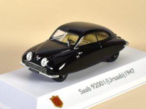 Saab 92001 Ursaab Black 1947