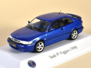 Saab 9-3 Viggen Blue Metallic 1998