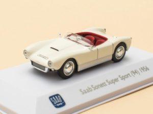 Saab Sonett Super Sport 94 White 1956