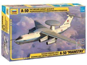 Russian Beriev A-50 Mainstay Warning and Control Aircraft