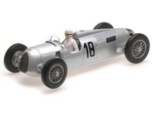 AUTO UNION TYP C – BERND ROSEMEYER – WINNER INTERNATIONALES EIFELRENNEN 1936