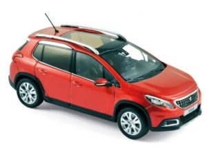PEUGEOT 2008 2016 Metallic Red