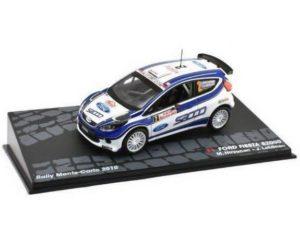 FORD Fiesta S2000 #2 M.Hirvonen/J.Lehtinen Winner Rally Monte-Carlo 2010