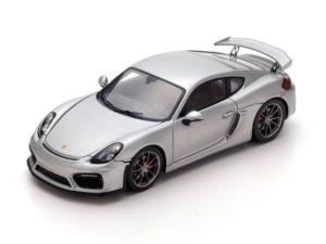 Porsche Cayman GT4 2016 Silver