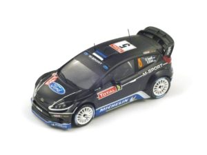Ford Fiesta RS WRC No.5 8th WRC Monte Carlo 2012 O.Tänak-K.Sikk