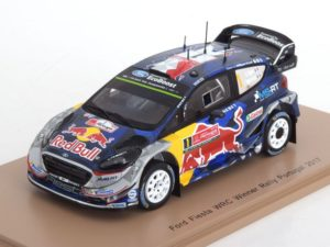 Ford Fiesta WRC No.1 Winner Rally Portugal 2017 – S.Ogier – J. Ingrassia