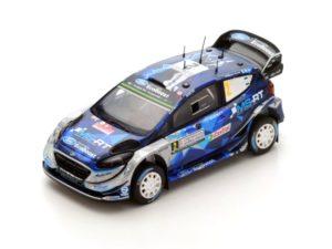 Ford Fiesta WRC No.2 Winner Rally Italy 2017 – O. Tänak – M. Järveoja