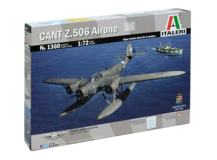 CANT Z 506B AIRONE (Historic Upgrade)